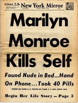 monroe death